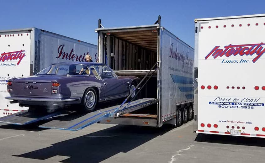 How to Ship Your Vehicle from California to Colorado